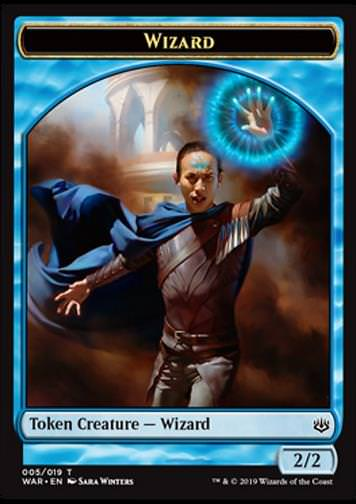 Token Wizard (Blue 2/2)