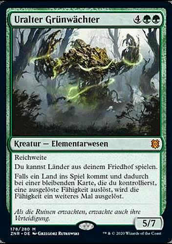 Uralter Grünwächter (Ancient Greenwarden)