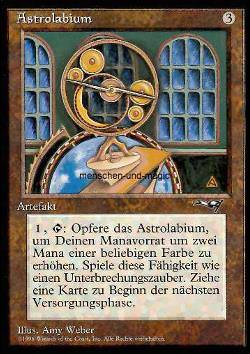 Astrolabium - Version 1 (Astrolabe)