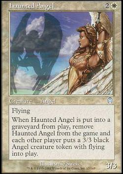 Haunted Angel (Verfolgter Engel)