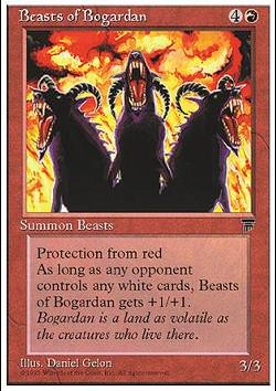 Beasts of Bogardan
