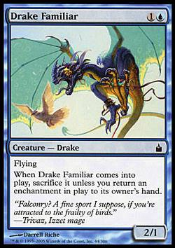 Drake Familiar (Vertrauter Sceada)