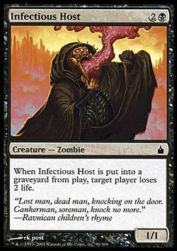 Infectious Host (Ansteckender Wirt)