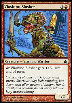 Viashino Slasher (Viashino-Schlitzer)