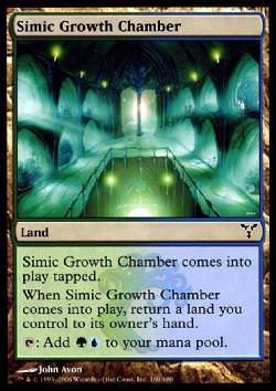 Simic Growth Chamber (Simic-Wachstumskammer)
