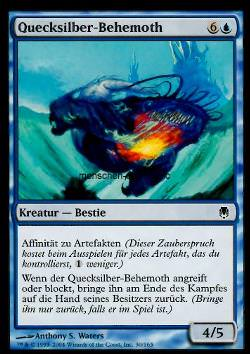 Quecksilber-Behemoth (Quicksilver Behemoth)