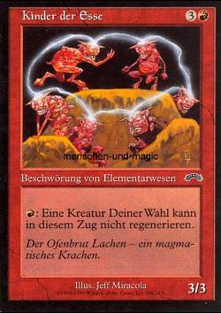 Kinder der Esse (Furnace Brood)
