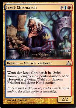 Izzet-Chronarch (Izzet Chronarch)