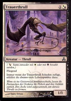 Trauerthrull (Mourning Thrull)