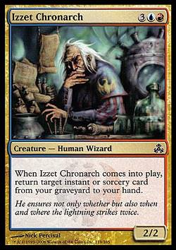 Izzet Chronarch (Izzet-Chronarch)
