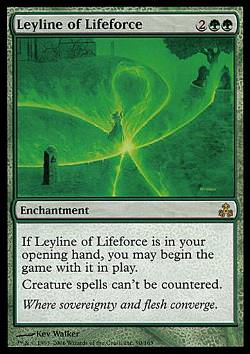 Leyline of Lifeforce (Ley-Linie der Lebenskraft)