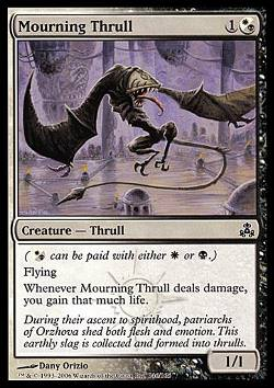 Mourning Thrull (Trauerthrull)