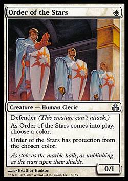 Order of the Stars (Orden der Sterne)