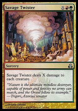 Savage Twister (Wilder Wirbelwind)