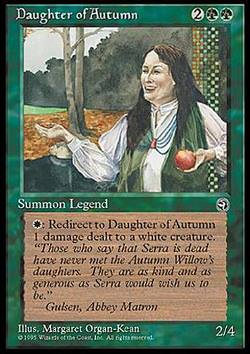Daughter of Autumn (Herbsttochter)
