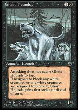Ghost Hounds (Geisterhunde)