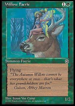Willow Faerie (v. 1) (Weidenfee)