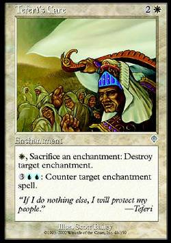 Teferi's Care (Teferis Schutz)