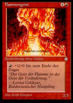 Flammengeist (Flame Spirit)