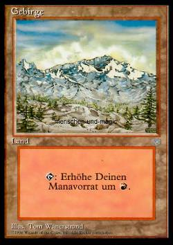 Gebirge v.1 (Mountain)