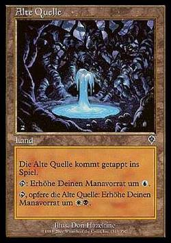 Alte Quelle (Ancient Spring)