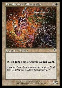 Benalischer Fallensteller (Benalish Trapper)