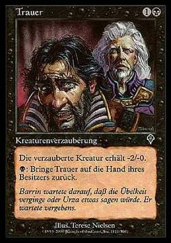 Trauer (Mourning)