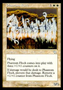 Phantom Flock (Phantomschwarm)