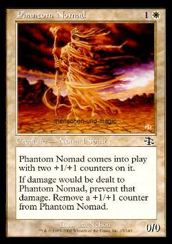 Phantom Nomad (Phantom-Nomade)