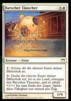 Barscher Täuscher (Harsh Deceiver)