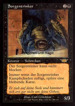 Sorgentrinker (Drinker of Sorrow)