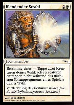 Blendender Strahl (Blinding Beam)