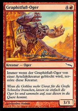 Graphitfuß-Oger (Ogre Leadfoot)