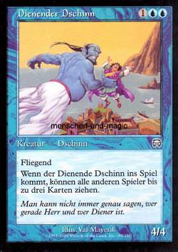 Dienender Dschinn (Indentured Djinn)