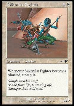 Silkenfist Fighter (Kämpfer der Seidenfaust)