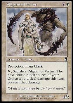 Pilgrim of Virtue (Pilger der Tugend)