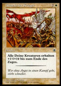 Attacke der Krieger (Warrior's Charge)