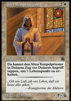 Alter Tempelpriester (Temple Elder)