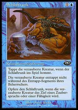 Schlaftrunk (Sleeping Potion)