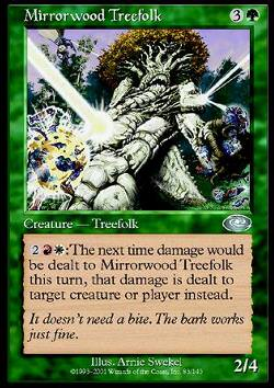 Mirrorwood Treefolk (Baumvolk des Spiegelwalds)
