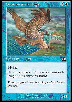 Stormwatch Eagle (Sturmaugenadler)