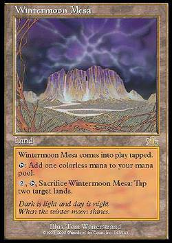 Wintermoon Mesa (Wintermondmesa)