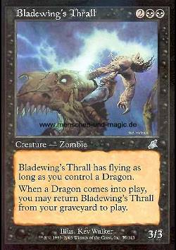 Bladewing's Thrall (Bladewings Knecht)