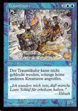Traumläufer (Dream Prowler)
