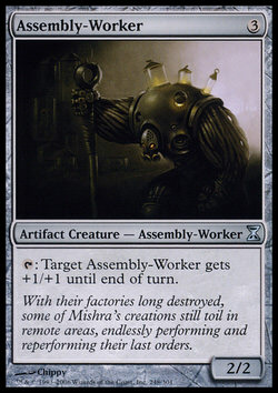 Assembly-Worker (Montagearbeiter)