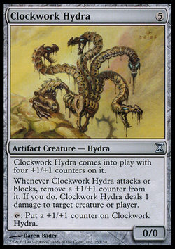 Clockwork Hydra (Mechanische Hydra)
