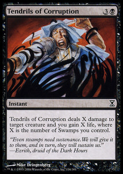 Tendrils of Corruption (Ranken des Zerfalls)