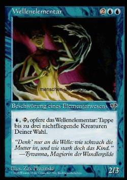 Wellenelementar (Wave Elemental)