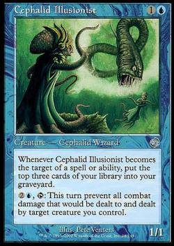 Cephalid Illusionist (Zephaliden-Illusionist)