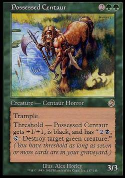 Possessed Centaur (Besessener Zentaur)